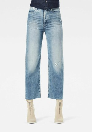 Relaxed fit jeans - sun faded ice fog destroyed