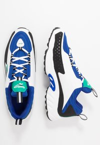 Reebok Classic - DMX SERIES 2K LIGHT BREATHABLE SHOES - Joggesko - cobalt/white/emerald - 1