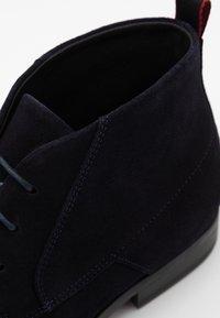 HUGO - BOHEME - Casual lace-ups - dark blue - 5