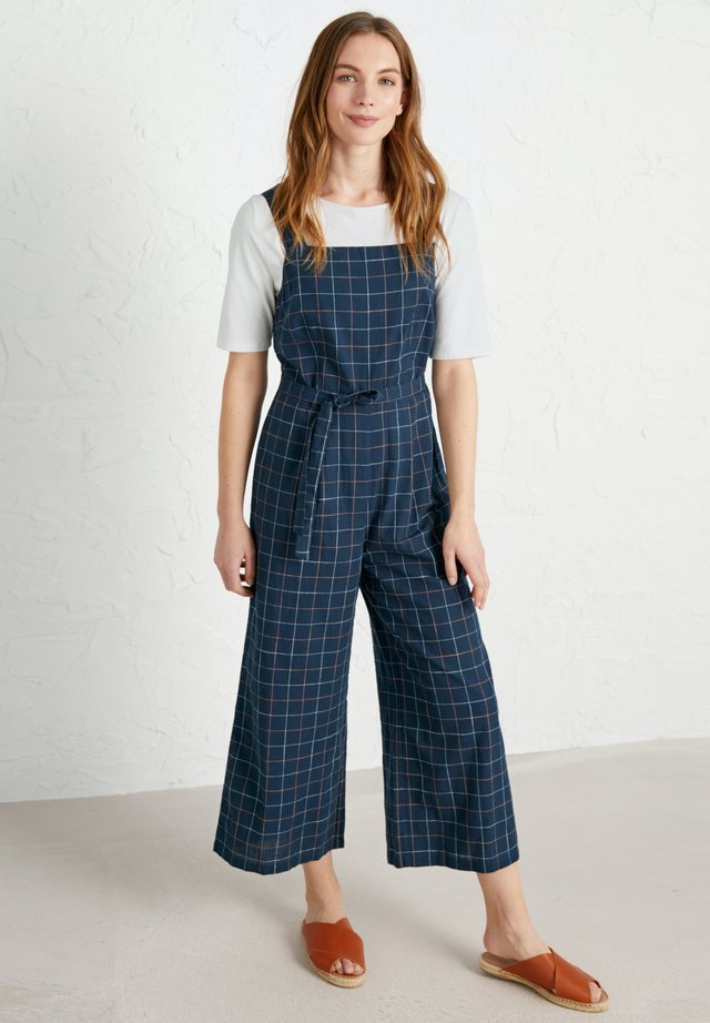 DOVE STREET  - Overall / Jumpsuit - dark blue