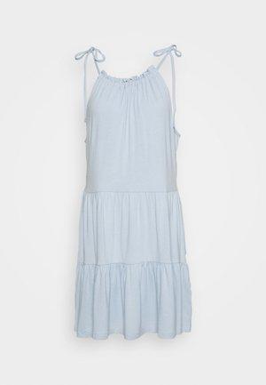 PCNEORA STRAP DRESS - Hverdagskjoler - kentucky blue