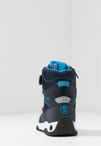 TrollKids - KIDS LOFOTEN WINTER BOOTS XT - Bottes de neige - navy/medium blue - 4