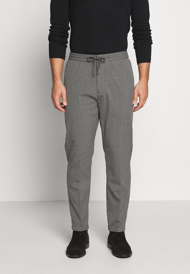 ROTHEO - Pantalones - gris clair