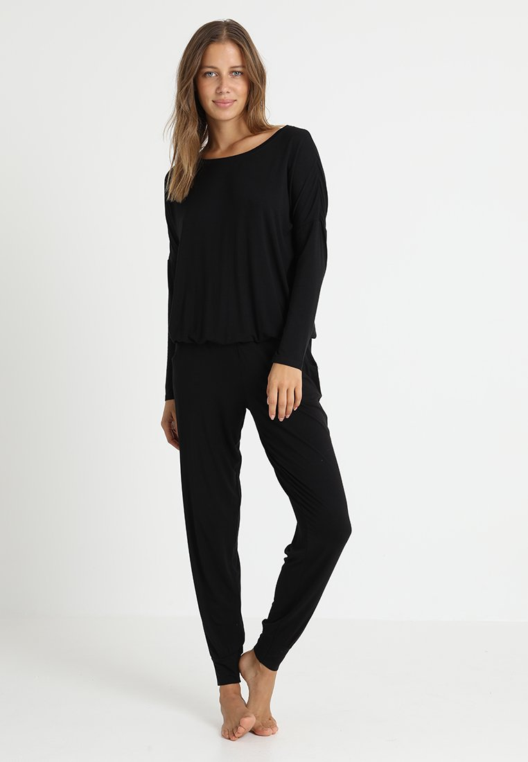 Zalando Essentials - SET - Pyžamová sada - black