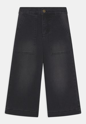 ALYNA - Jeans baggy - washed black