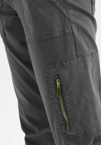 Cream - Slim fit jeans - eiffel tower - 4