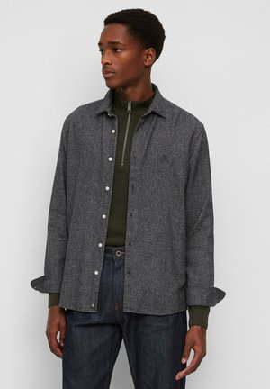 Shirt - multi/dark grey melange