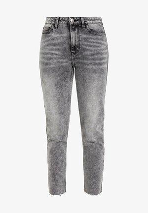 ONLEMILY - Straight leg jeans - black denim