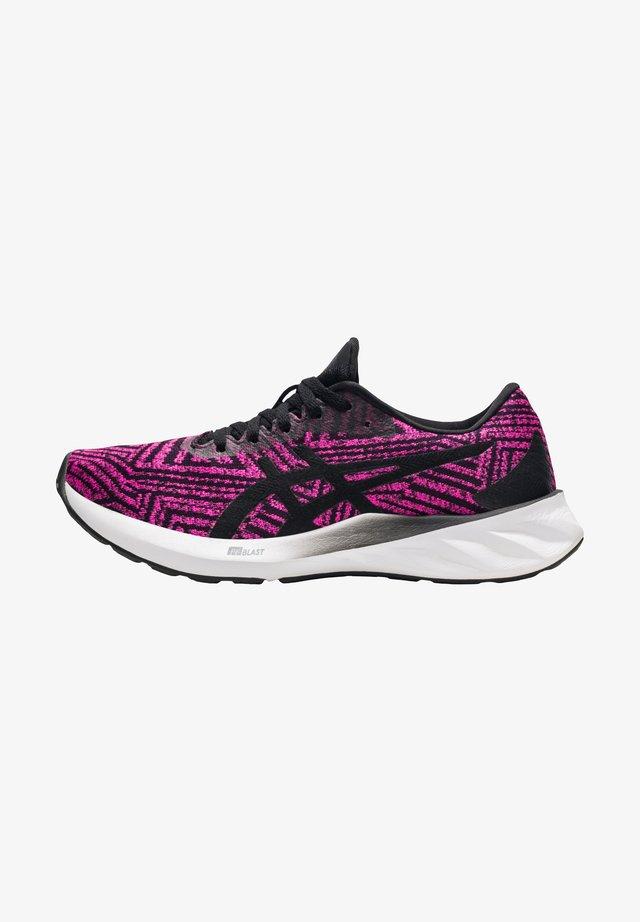 ROADBLAST - Neutrální běžecké boty - pink glo/black