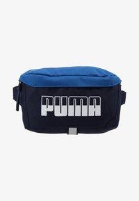 PLUS WAIST BAG - Across body bag - peacoat/galaxy blue