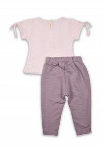 Cigit - Set  - Pantalon classique - light pink - 1