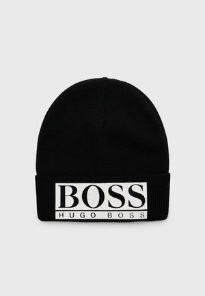 PULL ON HAT UNISEX - Čepice - black