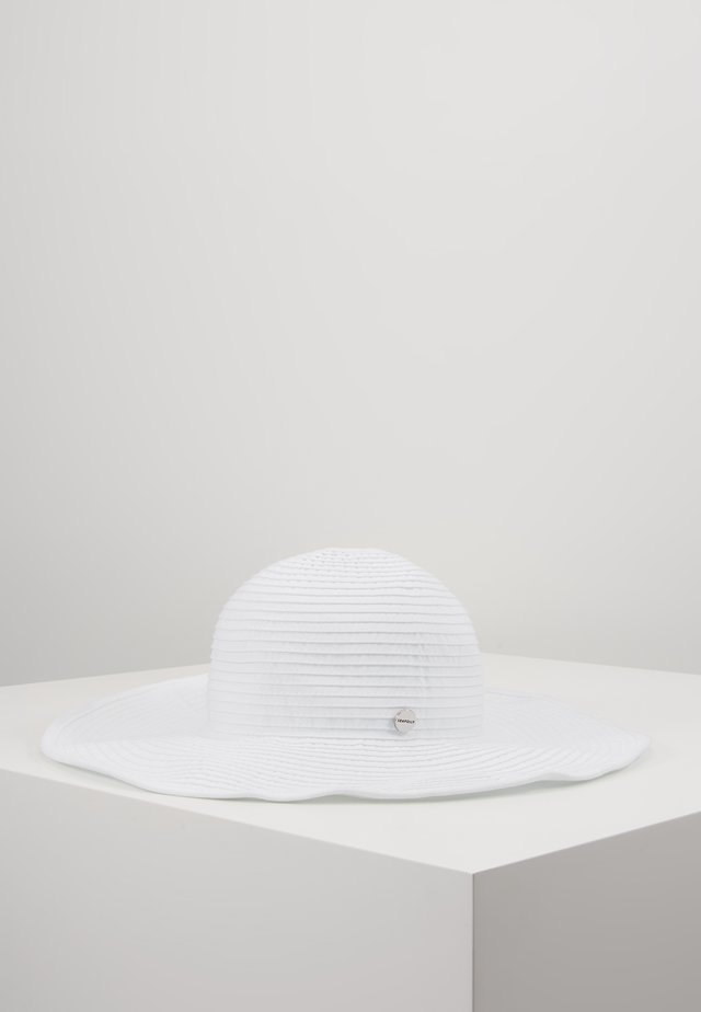 LIZZY - Hat - white