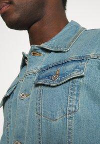 Solid - SDPEYTON - Denim jacket - light vintage blue denim - 5