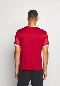 Puma - SERBIEN FSS HOME  - Club wear - chili pepper/red - 2