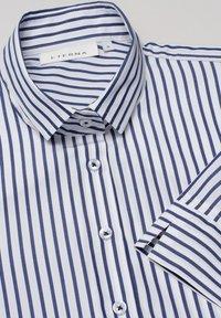 Eterna - MODERN CLASSIC - Button-down blouse - blue/White - 5