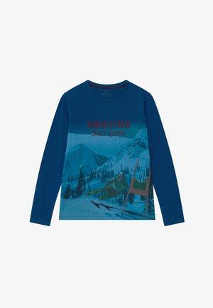 TEEN BOYS - Camiseta de manga larga - true blue
