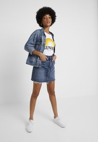 Levi's® - DECON ICONIC SKIRT - A-snit nederdel/ A-formede nederdele - snakehead - 1