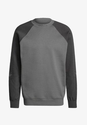 BLK CREW ORIGINALS SPRT COLLECTION SWEATSHIRT HOODIE - Sweatshirt - grey