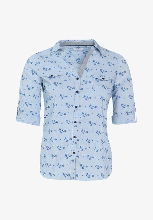 Paprika Koszula - indigo/niebieski ZGAX