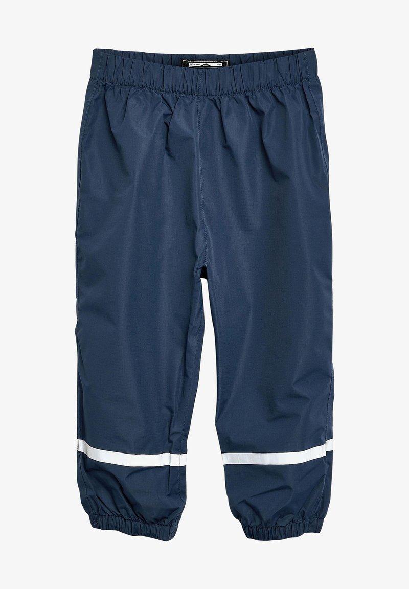 Next - Rain trousers - blue
