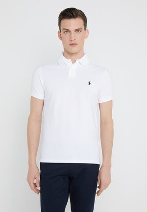 BASIC  - Polo - white