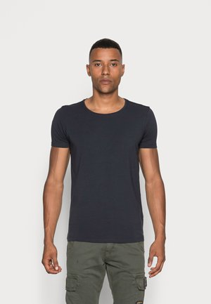 2 PACK - T-shirt basic - deep navy