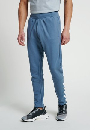 CONNOR  - Tracksuit bottoms - china blue