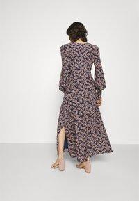 IVY & OAK - NOCCIOLO - Maxi skirt - dusty ink fern - 2