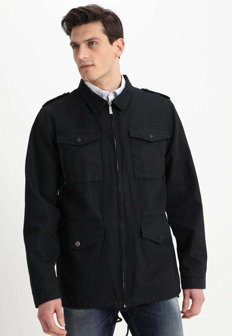 HARRINGTON - ARMY - Lehká bunda - noir