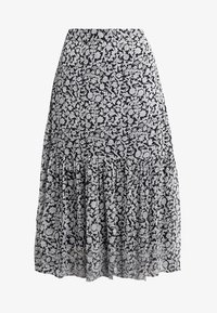 Part Two - LONDEASE - Pleated skirt - dark blue - 4