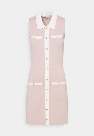 REVISTO - Jumper dress - rose pale
