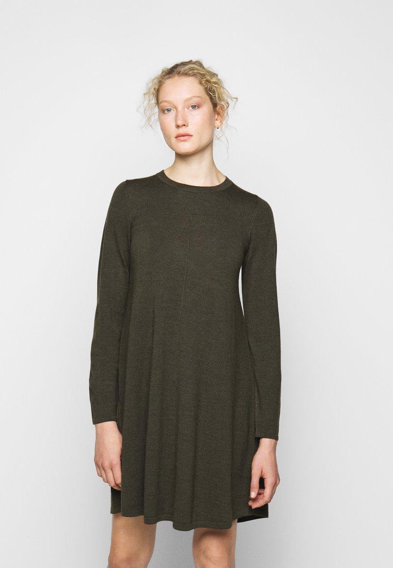 Repeat - DRESS - Jumper dress - khaki
