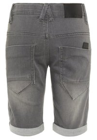 Name it - Denim shorts - medium grey denim - 1