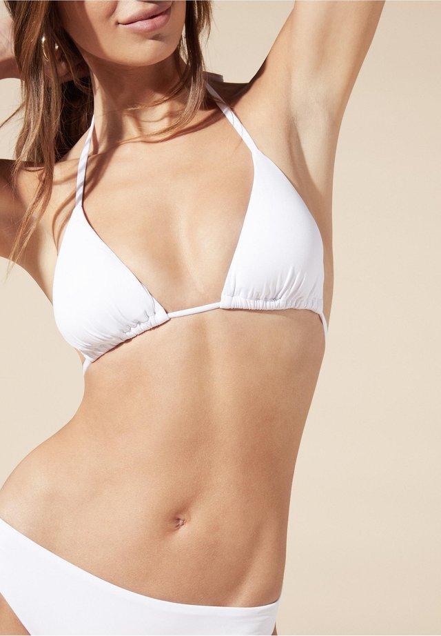 INDONESIA - Bikiniöverdel - bianco