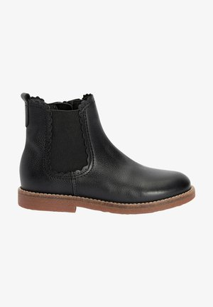 SCALLOP - Ankle boots - black