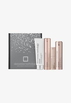 METAL LONGEVITY SKINCARE COLLECTION - Skincare set - -