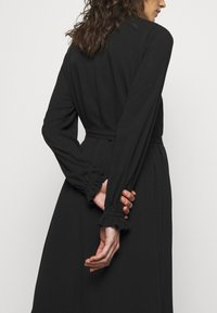 Bruuns Bazaar - NORI SICI DRESS - Shirt dress - black - 6