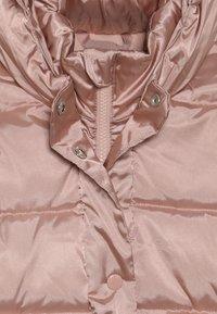 GAP - GIRL LONG WARMEST - Down coat - pink champagne - 3