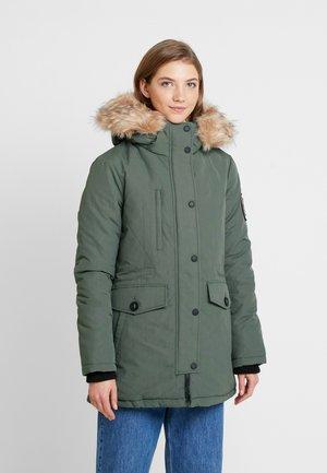 ASHLEY EVEREST - Winter coat - khaki