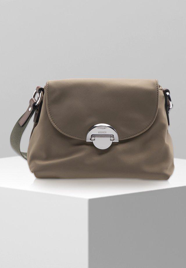 KLOSTERS ANNIE - Handbag - khaki