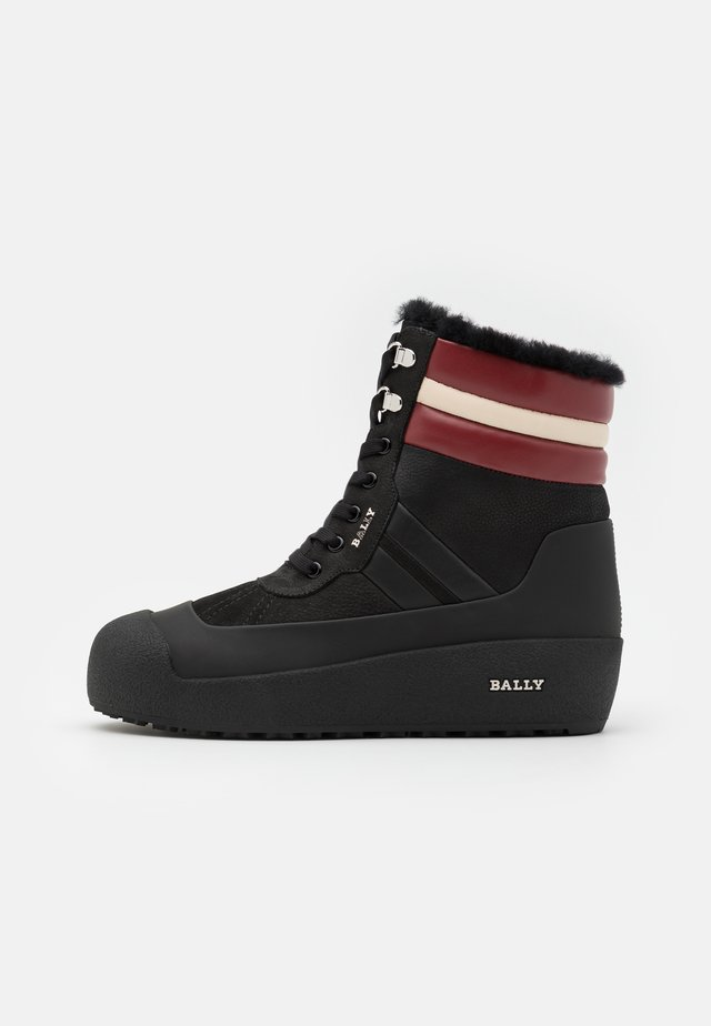 CURTON - Winter boots - black