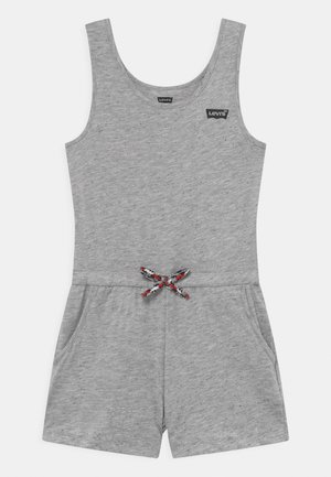 Jumpsuit - light gray heather