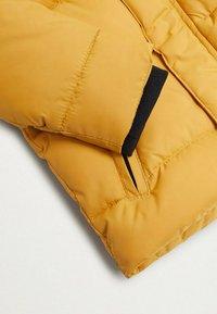 Mango - BROOKLYN - Zimní bunda - mosterd - 2