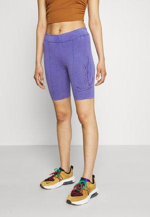 SIGNATURE WASHED CYCLING - Shorts - lilac