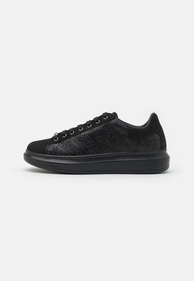 SALERNO - Sneakers laag - black