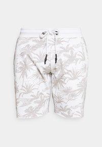 Key Largo - ANTONIO - Pantaloni sportivi - white - 3