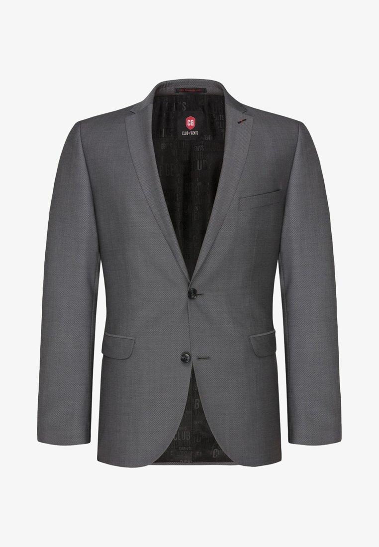 CG – Club of Gents - CADEN  - Blazer jacket - light grey