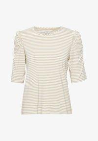 Cream - Print T-shirt - dusty sun - 3
