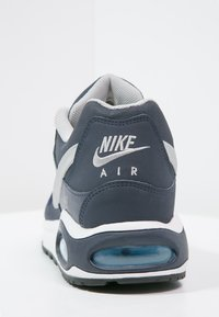 Nike Sportswear - AIR MAX COMMAND - Sneakers - obsidian/metallic silver/bluecap/white/black - 3
